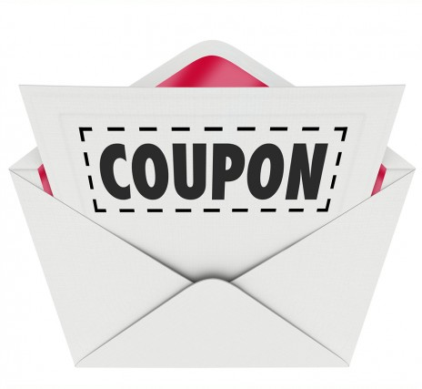 Coupons & Referrals